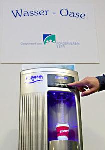 Der neue Wasserspender für alle!