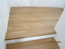 Treppenaufgang Mittelpodest