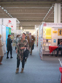 International Publishers, Halle 6