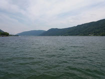 Badefreuden im Ossiacher See