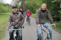 Thorsten und Thorsten vorneweg