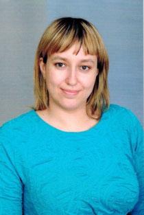 Матанина Екатерина Сергеевна. Воспитатель Муниципального бюджетного дошкольного образовательного учреждения «Новопятницкий детский сад»