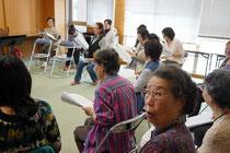 ▲下泉コミセン練習会場