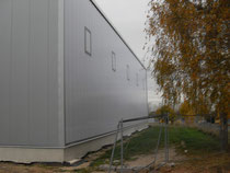 Schule zur Lernförderung, Pirna Turnhalle