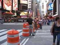 Als Dressurrichter in New York