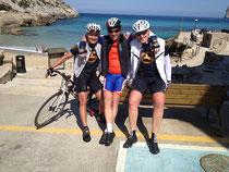 Abfahrt nach Cap Formentor