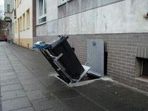 Mülltonnenaufzug