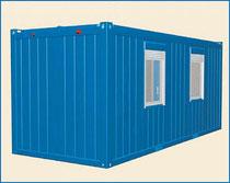 Собранный блок-модуль containex