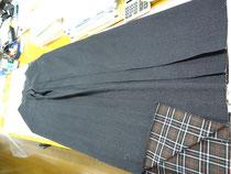 なんだか、女学生のスカートみたい…