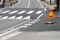 travaux routiers - btp -vrd