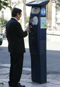 Esta imagen podría ser habitual muy pronto en las calles de Vicálvaro