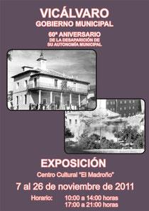Exposición de Vicus Albus