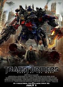 Transformers, la primera película que se proyectará