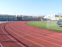 Centro deportivo municipal de Vicálvaro. Polideportivo de Vicálvaro