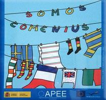 Cartel del Programa Comenius