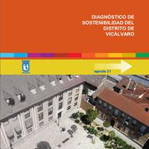 Diagnóstico de sostenibilidad del distrito de Vicálvaro (2005)