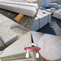 Matériaux d'extérieur pierres naturelles