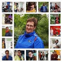 Bettina Leweke - Koordinatorin mit Leidenschaft