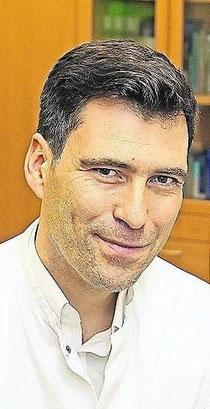 Dr.Johannes Niklas Steiff - neu im Vorstand von ZAPUH