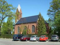 Dorfkirche Wieck, © C. Löser