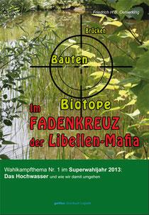 "Neuerscheinungen Buch ""Im Fadenkreuz der Libellen-Mafia"""