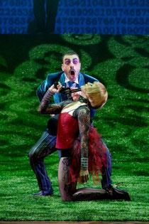"""""""En caso de muerte""""  en el Teatro Jorge Eliécer Gaitán"""