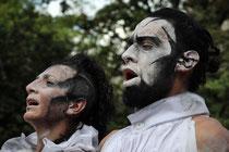Sociedad re-inventores de paisajes Nemcatacoa Teatro