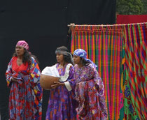 Festival de Mujeres en Escena por la paz