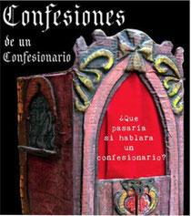 Obra estreno: Confesiones de un confesionario