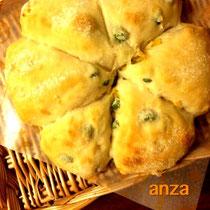 枝豆コーンチーズ