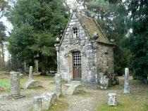 La Chapelle Sainte Geneviève, forêt d'Andaines, Normandie, Orne