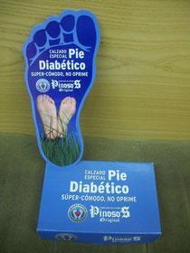 calzado para diabeticos