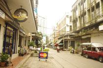 バンコクの街中