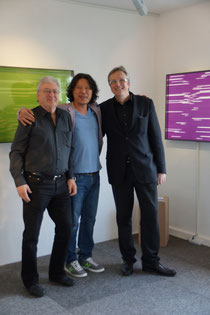 Heinz Kehrer, Daekwan Kim, Dirk Palder, tOG, take OFF GALLERY, Düsseldorf, NRW, Deutschland