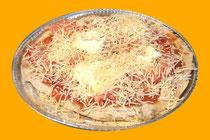 Pizza Saumon