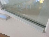 Fenster renoviert mit Profil