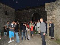 visite nocturne château aveyron