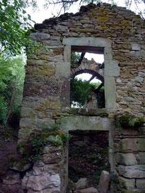 randonnée château saint-affrique