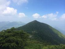 西篭ノ登山