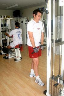 Préparation physique des sportifs