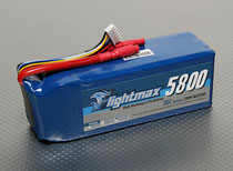 Zippy Flightmax 5800mAh