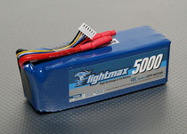 Zippy Flightmax 5000mAh