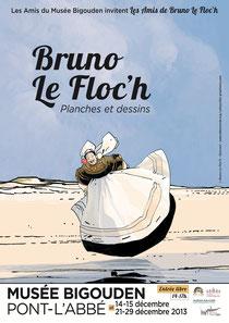 © Bruno Le Floc'h - Delcourt / graphisme : Cathy Collet