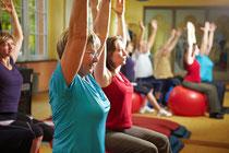 Rückentraining, Rückengymnastik, Wirbelsäulengymnastik