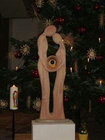 Einweihung  zu Weihnachten in 2010