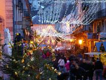 Marché de Noël à Plombières-les-Bains