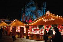 Marché de Noël à Remiremont