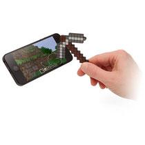 Minecraft Pickaxe Touchscreen Stylus マインクラフト ピックアックス スタイラスペン