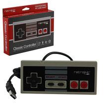 NES Style USB Controller ファミコンスタイル USBコントローラー