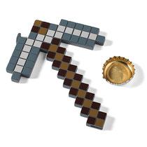 Minecraft Pickaxe Bottle Opener マインクラフト ピックアックス ボトルオープナー